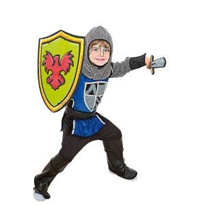 Bouclier chevalier pour déguisement IMAGINARIUM