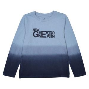 T-shirt manches longues 3-12 ans La Redoute Collections