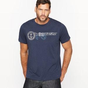 T-shirt z nadrukiem CASTALUNA FOR MEN