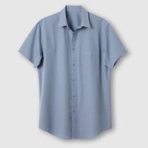 Chemise manches courtes stature 3 (à partir de 1m87) CASTALUNA FOR MEN