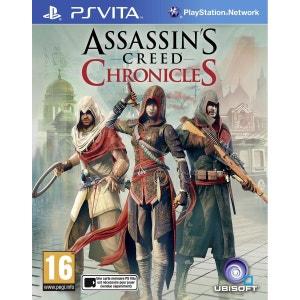 Assassin's Creed Chronicles : Trilogy PSvita UBISOFT