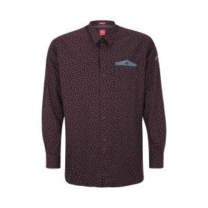 Bedrukte blouse met lange mouwen S OLIVER