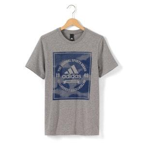 T-shirt para menino 5 - 16 anos ADIDAS