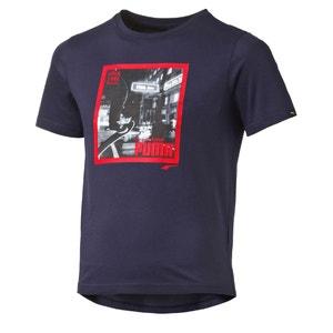 T-Shirt, bedruckt, 4-16 Jahre PUMA