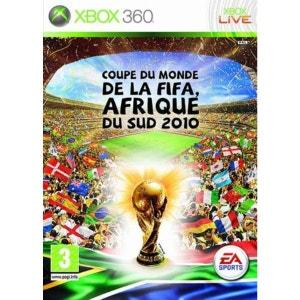 Coupe du Monde de la FIFA : Afrique du Sud 2010 XBOX 360 EA ELECTRONIC ARTS