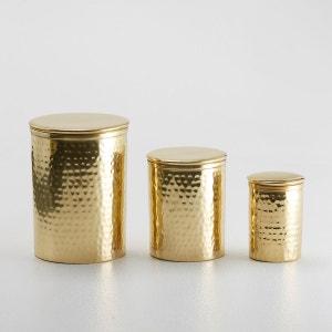 Pots gigognes, laiton, Erledur, lot de 3 La Redoute Interieurs