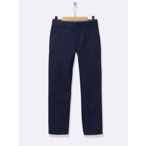 Pantalon chino garçon CYRILLUS