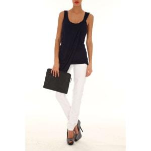 Jeans Silver Pure Freesoul Blanc FREE SOUL