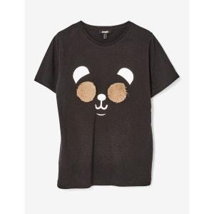 tee-shirt panda JENNYFER