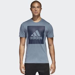 T-shirt de gola redonda com logótipo ADIDAS PERFORMANCE