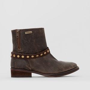 Boots cuir Ladiana LES TROPEZIENNES PAR M.BELARBI