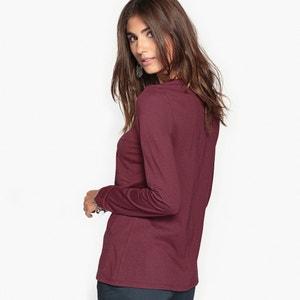 Camiseta de algodón y modal ANNE WEYBURN