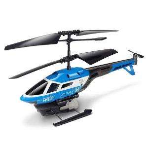 Hélicoptère radiocommandé Power Air : Heli Splash Bleu SILVERLIT