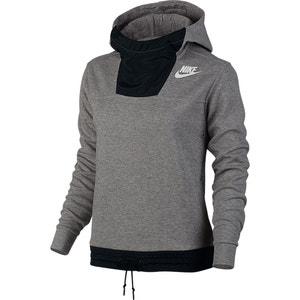 W NSW AV15 Hoodie FZ FLC Sweatshirt NIKE