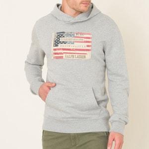 Sweater met dvlagprint DENIM and SUPPLY RALPH LAUREN