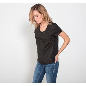 T-shirt met ronde hals LE TEMPS DES CERISES