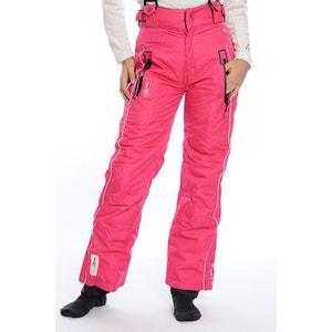 Pantalon De Ski Anapurna Valery Noir Et Anis ANAPURNA