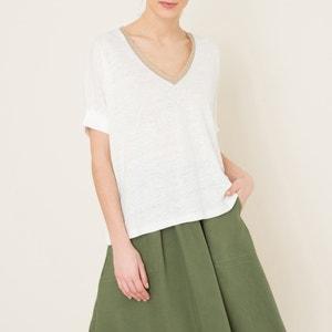 T-shirt lin TISCHA GERARD DAREL
