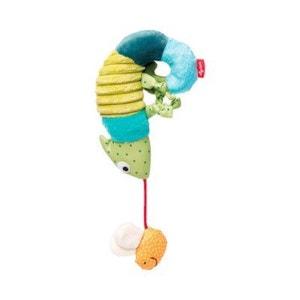 SIGIKID Le jouet à suspendre pour coque-auto Caméléon jouet pour poussette bébé SIGIKID
