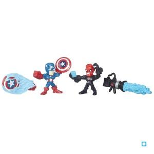 Avengers - Super Hero Mashers - Micro Pack de 2 - HASB6432EU40 HASBRO