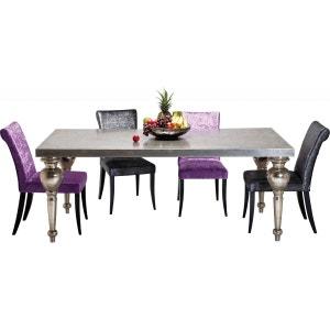 Table en bois Chalet Louis 200x100 cm Kare Design KARE DESIGN