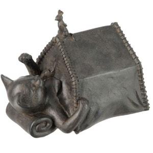 Statuette déco le chat et la souris JOLIPA
