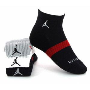 Pack 3 paires de chaussettes Nike Jordan Dri-Fit Low - Ref. 546480-901 NIKE