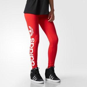 Large Brand Logo Leggings ADIDAS