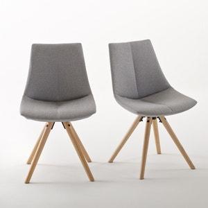 Chaise rembourrée Asting (lot de 2) La Redoute Interieurs