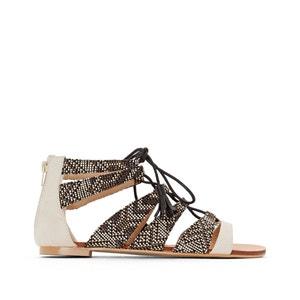 Sandales plates CASTALUNA