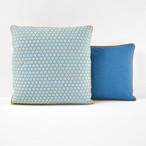 Pop Mozaic Printed Single Pillowcase La Redoute Interieurs