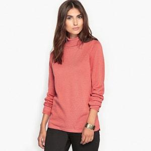 Sweter w golfem 50% wełny merynosowej ANNE WEYBURN