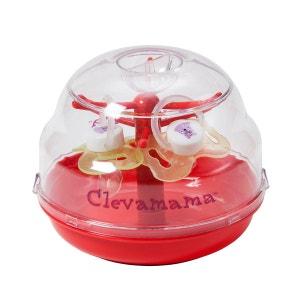 Stérilisateur pour tétines ClevaMama + 2 tétines gratuites CLEVAMAMA