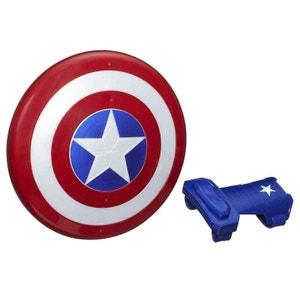 Bouclier et gants magnétiques Captain America HASBRO