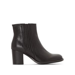 Boots pelle TD16612 JONAK