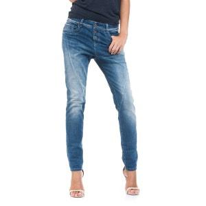 Jeans Kim boyfirend, avec coutures apparentes SALSA