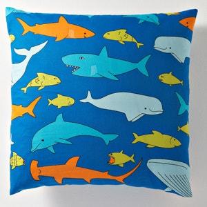 Funda de almohada infantil, FISH GANG La Redoute Interieurs