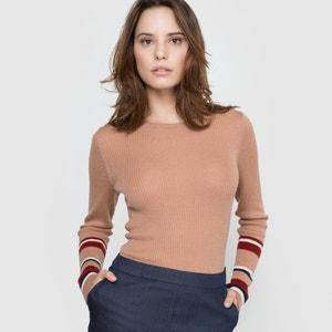 Sweter z wełny z merynosów Qualité Best atelier R