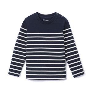 T-shirt marinière 3-12 ans La Redoute Collections