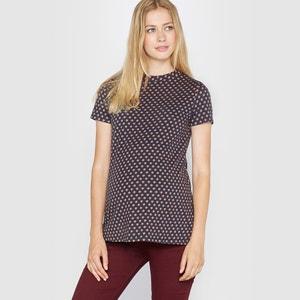 Bedrukt T-shirt voor zwangerschap R essentiel