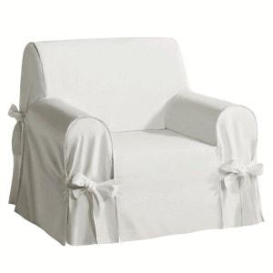 Pokrowiec na fotel len/bawełna, JIMI La Redoute Interieurs