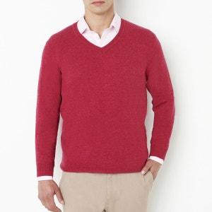 Camisola em pura lã para homem R essentiel