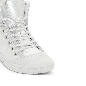 Zapatillas de caña alta de piel Banjou/Mt PATAUGAS