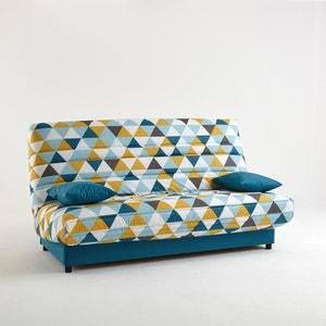 Capa para sofá  modelo clic-clac e base de sofá, 250g/m2 La Redoute Interieurs