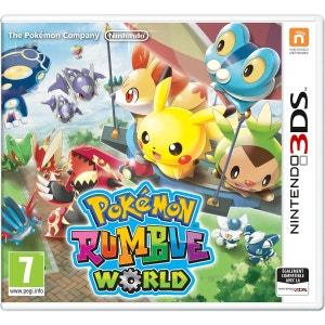 Pokémon Rumble World 3DS NINTENDO