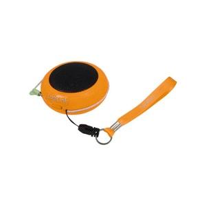 Mini haut-parleur portable hamburger LogiLink orange (SP0016) LOGILINK