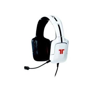 Casque Gamer TRITTON Pro+ 5.1 blanc (Xbox 360, PS3, Wii, PC) TRITTON