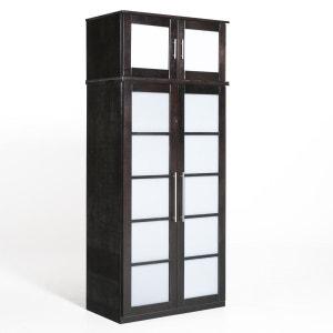 Armoire, dressing, pin massif, H230 cm, Bolton La Redoute Interieurs