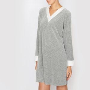 Camisa de dormir em veludo LE CHAT