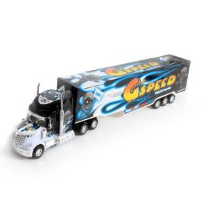 Camion 87 Cm A Friction - Dim Bte 91 Cm MGM